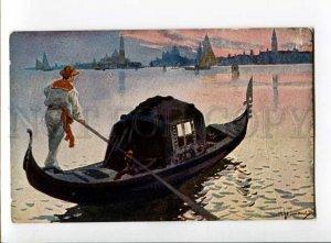 3039420 ITALY Venezia - La Gondola Vintage PC