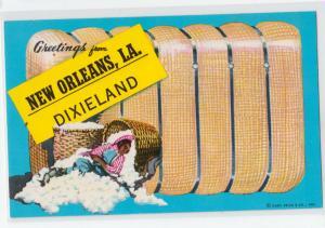 Dixieland, New Orleans LA