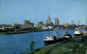 Toledo Harbor Toledo OH Unused