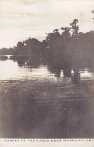 RP: Black River , WASHAGO , Ontario , Canada , 1900-10s