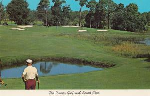 The Dunes Golf & Beach Club Myrtle Beach Postcard