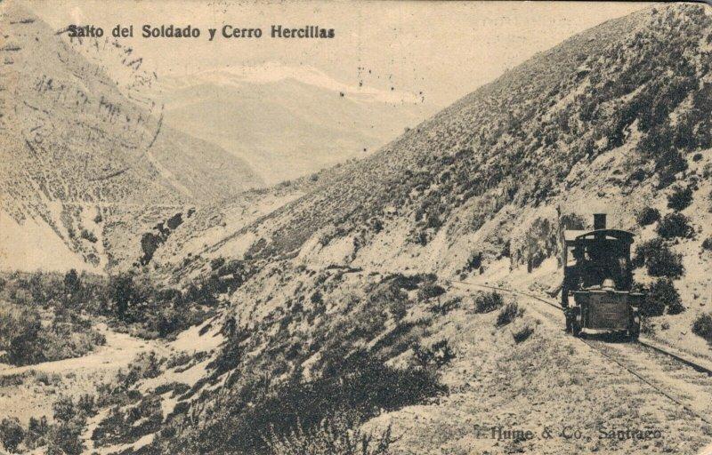 Chile Salto del Soldado y Cerro Hercillas 03.35