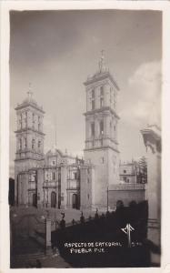 RP; PUEBLA, Mexico, 1930s ; Aspecto De Catedral