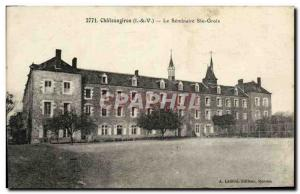 Old Postcard Chateaugiron Le Seminaire St. Groix
