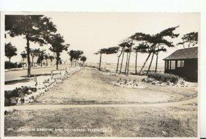 Wales Postcard - Bastion Gardens & Boulevard, Prestatyn, Denbighshire Ref 18296A