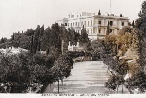 RP: CORFOU , Greece , 20-30s; Achillion
