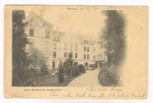 Macon,Momignies ,Hainaut. Belgium, 1902   Ecole Normale de Jeunes Filles