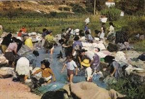 Portugal Nazare Wash Day Washer Women