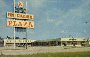 Shopping Plaza Port Charlotte FL Unused