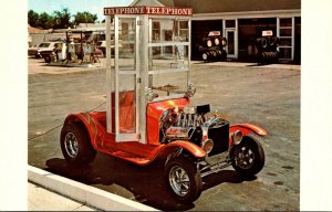 Model T Modified Telephone Booth