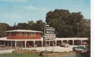 Louisiana New Orleans Sherwood Motel 1958