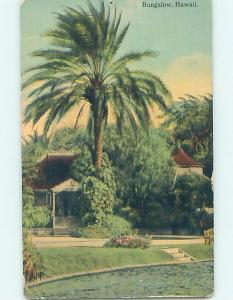 Divided-Back TYPICAL BUNGALOW HOME State Of Hawaii HI W4772