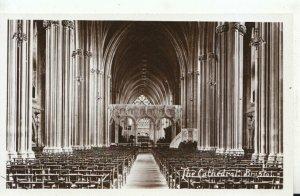 Avon & Somerset Postcard - The Cathedral - Bristol - Ref TZ6904