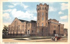 Armory Oswego, New York Postcard