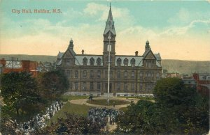 City Hall Halifax N. S. Canada