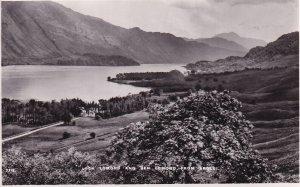 RP; ARDLUI, Argyllshire, Scotland, PU-1954; Loch Lomond And Ben Lomond