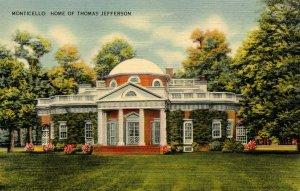 VA - Charlottesville. Monticello