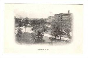 Smith Park, Saint Paul, Minnesota, Pre-1907