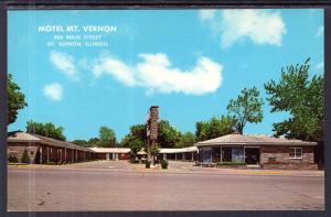 Motel Mt Vernon,Mt Vernon,IL