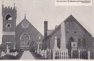 St. Michael's Lutheran Church, Philadelphia, Pennsylvania,  00-10s