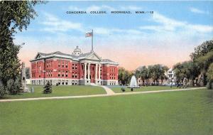 3769 MN Moorhea  Concordia College
