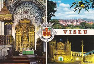 Portugal Viseu Vista da cidade