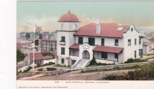 VENTURA , California , 1901-07 ; Bard Hospital