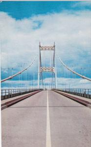 1000 Islands International Bridge , Ontario , Canada , 50-60s