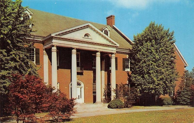 Bowling Green~Western  Kentucky State College~Kentucky Building~Research~1960s