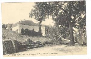 Le Chateau De Vieux-Champ, Arcy Sur Cure (Yonne), France, 1910-1920s