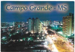 Brazil.  Campo Grande - MS