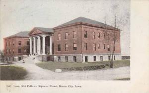 Iowa Odd Fellows Orphans Home, Mason City, Iowa, PU-1909