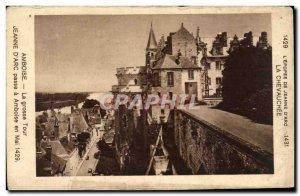 Old Postcard Amboise The big Tour Jeanne D & # 39Arc