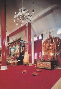 International Buddhist Society , RICHMOND , B.C. , Canada , 60-80s ; Interior...