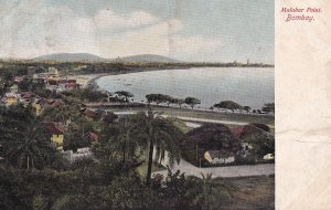 BOMBAY , India , 1911 ; Malabar Point