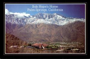 California Palm Springs Bob Hope's Home