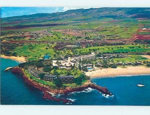 Unused Pre-1980 SHERATON HOTEL Kaanapali - Maui Hawaii HI c1007