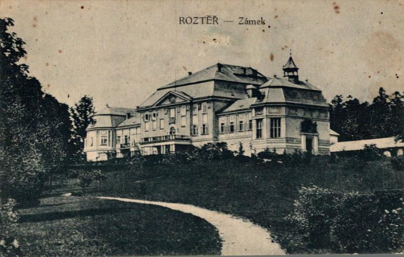 Czech Republic Rozter Zámek 02.60