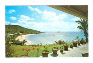 Hawksbill Beach Hotel, ANTIGUA, West Indies, 60-70s
