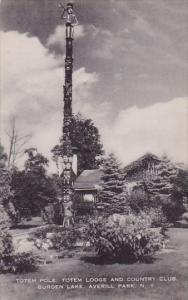 New York Averill Park Totem Pole Totem Lodge And Country Club Artvue