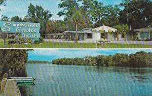 Florida Apopka Dockage Suwannee Gables Motel & Bo Tel