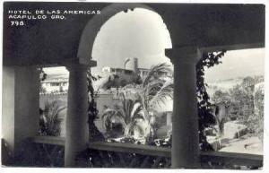 RP, Hotel De Las Americas, Acapulco, Mexico, 1930s