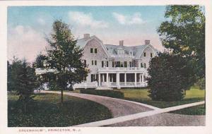 New Jersey Princeton Greenholm