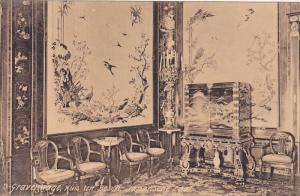 Interior Japanese Zaal, 's-Gravenhage (South Holland), Netherlands, 1900-1910s
