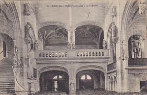 France Troyes Eglise Saint-Nicholas Le Calvaire
