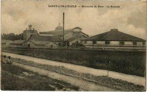 CPA St-CYR-L'École - Universite de PARIS - La Rotonde (102828)