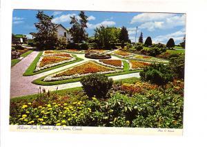 Sunken Gardens at Hillcrest Park, Thunder Bay, Ontario, Photo C Stefurak