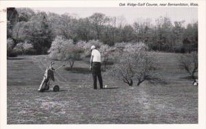 Massachusetts Bernardston Oak Ridge Golf Course