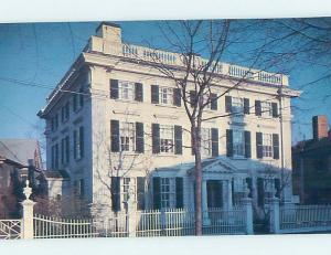 Unused Pre-1980 HISTORIC HOME Salem - Near Boston Massachusetts MA W3598