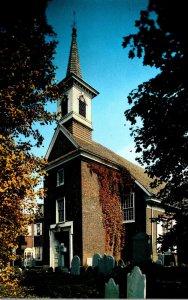 Pennsylvania Philadelphia Gloria Dei Old Swedes' Church